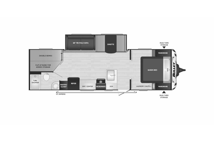 Floor plan for STOCK#BU21572