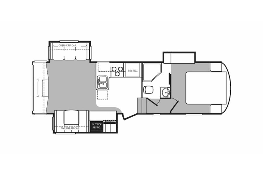 Floor plan for STOCK#FR13008